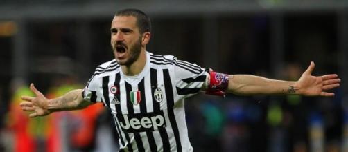 Leonardo Bonucci, potrebbe approdare al Milan