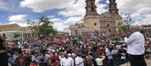 Los políticos de la vieja guardia del sistema, ahora se unen a morena / Foto: amlo.org.mx