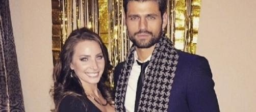 Peter Kraus and ex-girlfriend, Brittany Hansen (Photo credit: Instagram)
