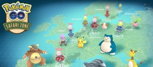 'Pokemon Go' Safari Zone events revealed, Chicago fest detailed, and more(Reversal/YouTube Screenshot)