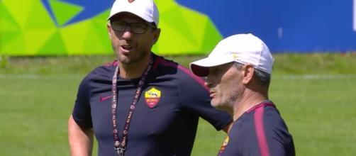 Roma-Slovacko, seconda amichevole per Eusebio Di Francesco alla guida della panchina giallorossa