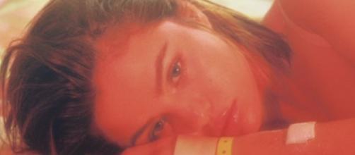 "The ""Bad Liar"" singer teases new track through a seductive video clip online. Image via YouTube/SelenaGomezVEVO"