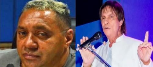 Tiririca perdeu processo para Roberto Carlos