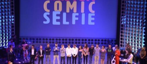 Venerdì 14 luglio al Teatro Ariston di Sanremo ci sarà Comic Selfie. Tra i partecipanti anche il lucano Marco Calcagno