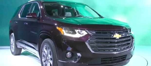 2018 Chevrolet Traverse High Country First Look CarProUSA/Youtube