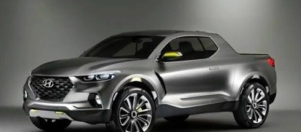 2018 Hyundai Santa Cruz Release Date Pickup truck tv/Youtube