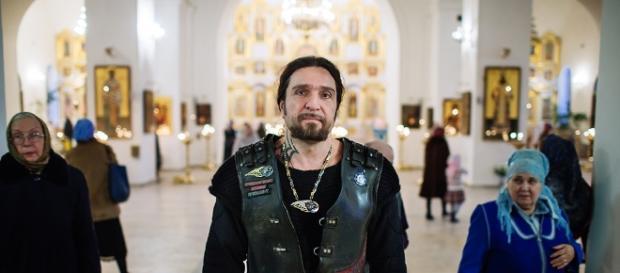 Alexander Saldostanow gehört nicht nur in Russland zu einem der bekanntesten Rockern/Foto: flipboard.com