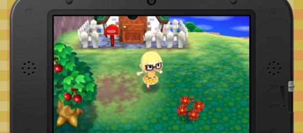 'Animal Crossing: New Leaf' is a fine example of a relaxing video game (image source: YouTube/Nintendo)