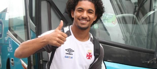 Douglas, jogador do Vasco da Gama, foi vendido para o Manchester City