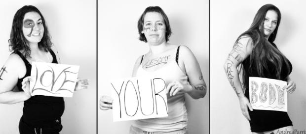 Love Your Body project - by Andrea Parrish - Geyer via Flickr CC BY