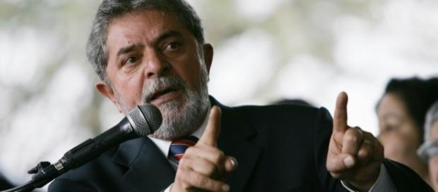 Lula foi condenado a 9 anos e 6 meses na Lava Jato (Foto: Reprodução)