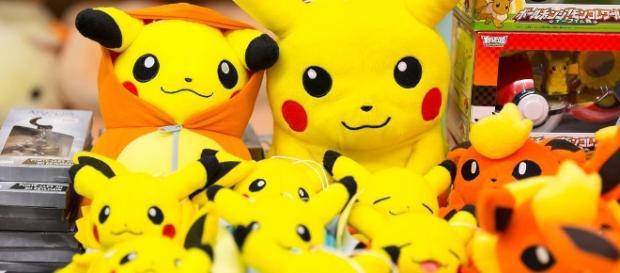 McDonald's Japan is launching a chocoloate-banana Pikachu McFlurry. - photo via Marco Verch on Wikimedia Commons
