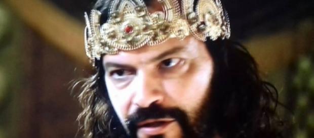 Nabucodonosor diz que Joaquim vai ficar preso o resto da vida (Foto: Reprodução/Record TV)