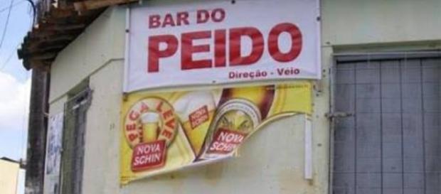 Os bares com os nomes mais engraçados. (Foto: Reprodução)