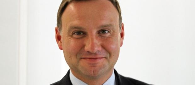 Prezydent Duda zakpił z Kaczyńskiego (źródło: wikipedia)