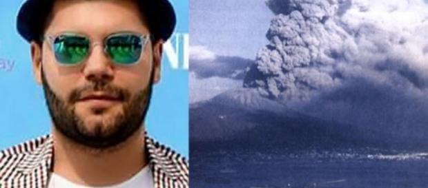 #Salvatore Esposito di #Gomorra si apre sulla tragedia del #Vesuvio. #BlastingNews