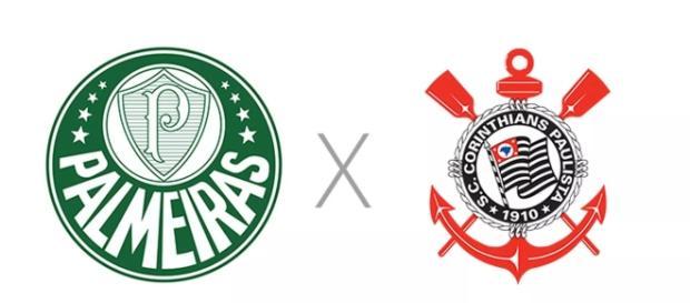 Times travarão mais um duelo no Allianz Parque (Foto: Montagem)