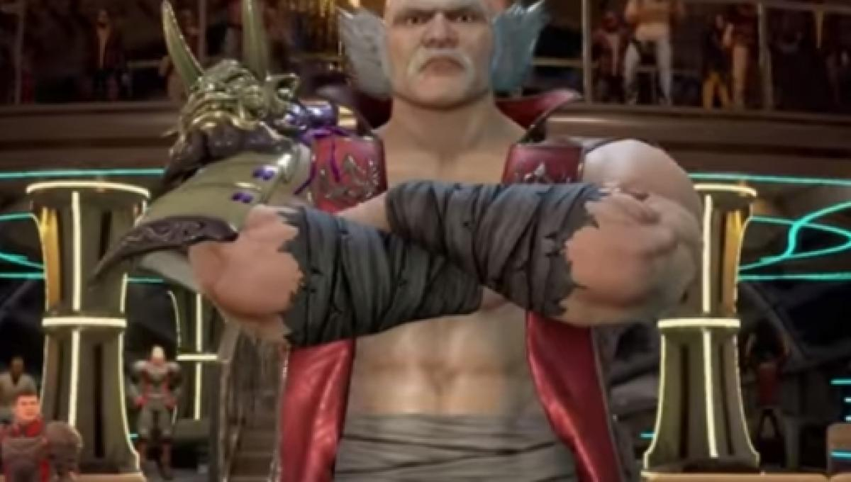 Tekken 7 Dlc 1 Playable Guest Character Reveal At San Diego
