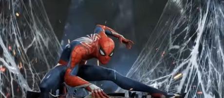 Marvel's Spider-Man (PS4) 2017 E3 Gameplay - YouTube/Marvel Entertainment