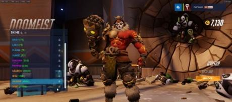 'Overwatch': Doomfist progression live on PTR, details revealed Image credit DronXD/YouTube)