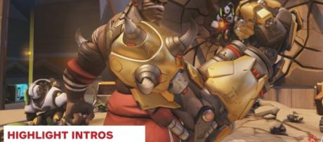 Overwatch: Every Doomfist Skin, Emote, Victory Pose, and Highlight Intro - YouTube/IGN