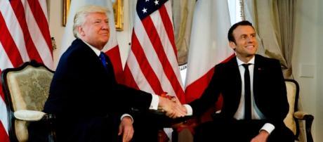 President Trump to visit Paris for Bastille Day at Macron's ... - aol.com