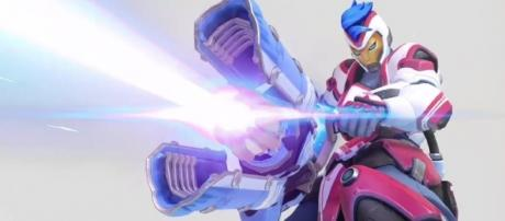 """Zarya's ultimate in """"Overwatch"""" PTR completely disables hero movements (via YouTube/PlayOverwatch)"""
