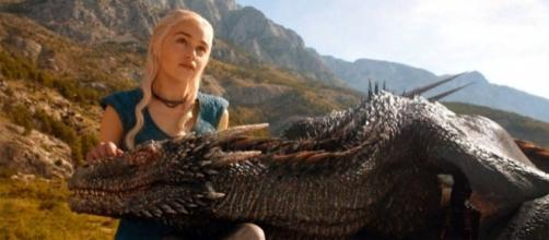 Achava que dragões eram coisa de ''Game of Thrones''? Pois saiba que a saliva dos dragões da vida real era letal. (Foto: Reprodução/HBO).