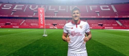 Calciomercato Inter: Jovetic verso il ritorno a Siviglia