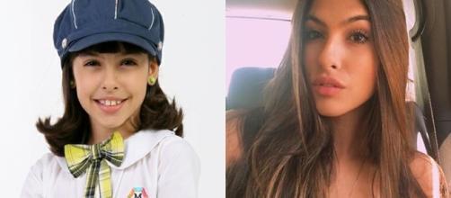 """Carrossel o """"antes e depois"""" das crianças. ( Foto: Reprodução)"""
