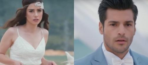 Cherry Season, anticipazioni: Oyku lascia Ayaz al loro matrimonio