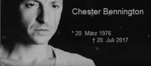 Chester Bennington - Hallelujah Image - Sandy 88 | YouTube