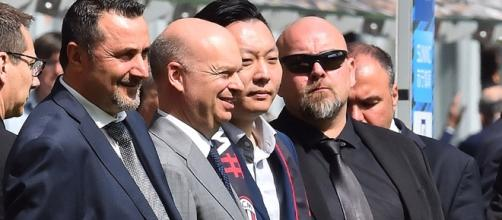 """Fassone: """"There could not have been a better ending, Yonghong Li ... - rossoneriblog.com"""