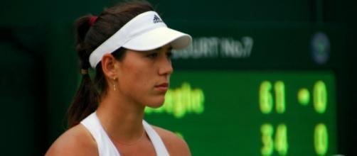 Garbine Muguruza crushed Rybarikova to reach the Wimbledon finals / Photo via Carine06/Flickr