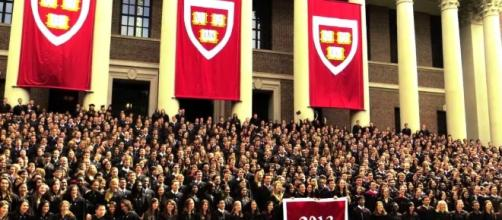 Harvard plans phase out of all fraternities by May 2022. Photo via Harvard2013TV, YouTube.