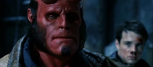 'Hellboy' movie reboot was originally supposed to conclude original trilogy - Photo: Hellboy screen capture