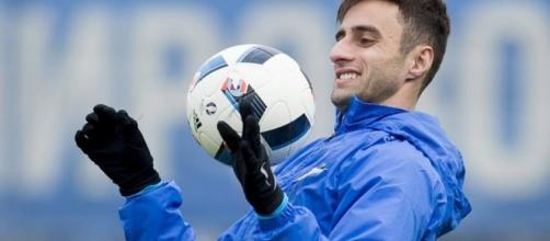 Il centrocampista dello Zenit San Pietroburgo, Mauricio.