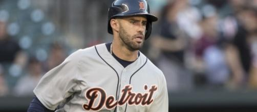 Is JD Martinez heading out of Motown? [Image via Wiki Commons]