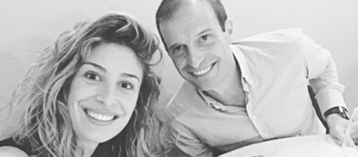 Juventus, la festa di Valentina Allegri: «Questa squadra mi ha ... - tuttosport.com