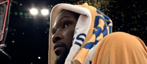 Kevin Durant and Nike released a 35-minute documentary of the Golden State Warriors superstar (via YouTube/Kevin Durant)