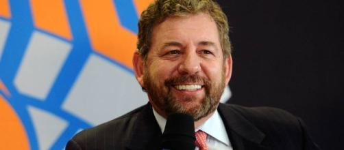 Knicks owner James Dolan skipping NBA Draft to sing with band ... - sportingnews.com