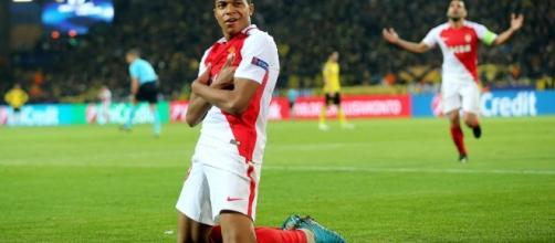 Kylian Mbappé - Monaco transfert ?