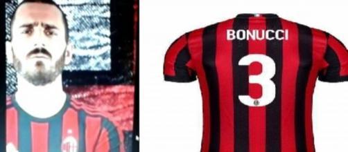 Leonardo Bonucci vicino al trasferimento al Milan