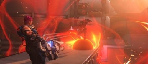 Major Zarya update hits PTR in a big way - Credit: Blizzard