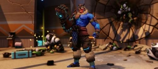 'Overwatch': Doomfist's new skins has a deeper Nigerian sense and ethnic history(Andrien Gbinigie/Twitter)