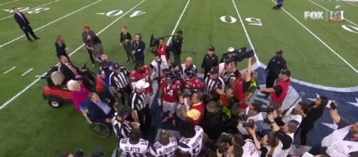 Patriots vs. Falcons | Super Bowl LI Game Highlights (Image NFL| YouTube
