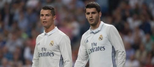 Real Madrid: Morata bientôt mieux payé que Ronaldo?