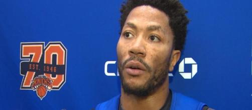 Rose to reportedly meet with Milwaukee Bucks | SNY - sny.tv