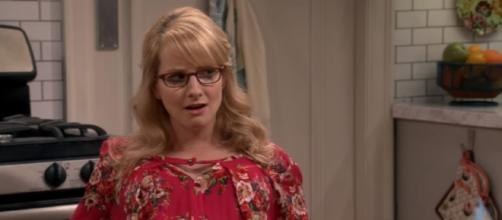 'TBBT' Melissa Rauch [Image via EL TV YouTube channel]