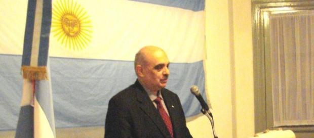Alejandro Biondini y su partido político